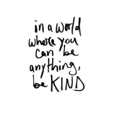 Spread a little love on World Kindness Day